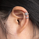 Hexagon Ear Cuff No Piercing New Fashion Ear Wrap Earring Thatsjewelry E-1029