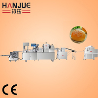 HJ-650S automatic Burger bread making machine/industrial bread making machine