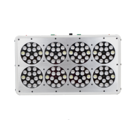CIDLY 250 watt full spectrum led grow lights for Hydroponic Indoor Plant Veg&Bloom Commercial