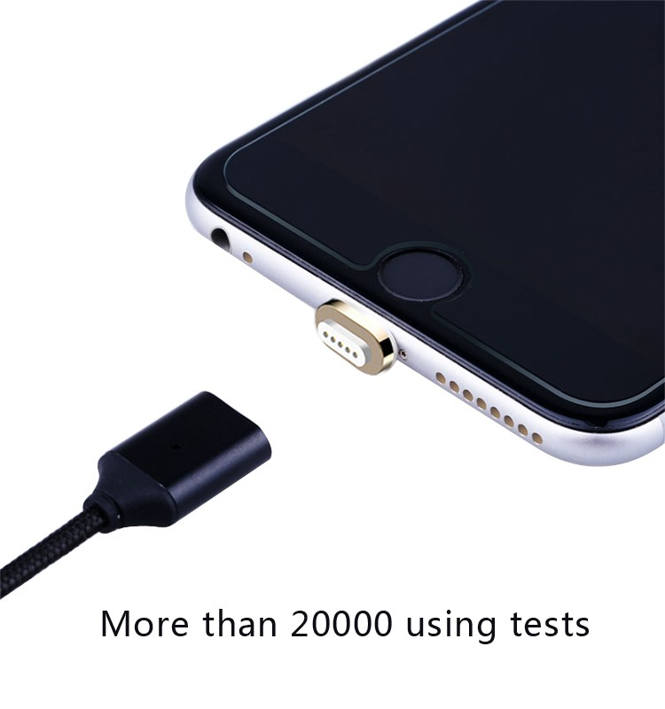 Micro Data Usb Cable Factory For Data Transfering And Smart Magnetic Charging Cable For 3 In 1