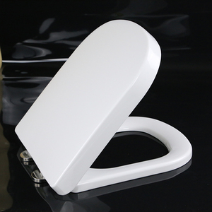 Square type soft closing indian cheap toilet seat covers