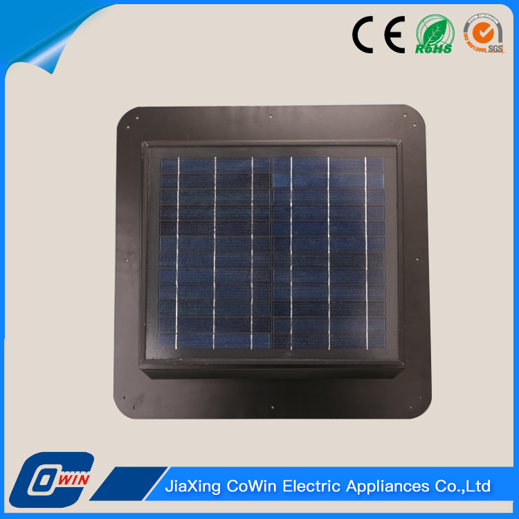 High Quality 15W Solar Attic Fan And National Exhaust Fan