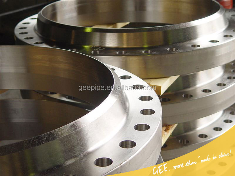 high pressure Customized Forged Carbon Steel Flanges According to Drawings