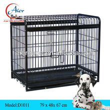 factory supply metal dog crate wholesale