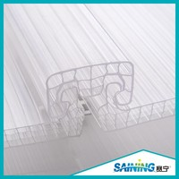 eco friendly transperent pc sheet polycarbonate sheets panels prices insulation for roofs