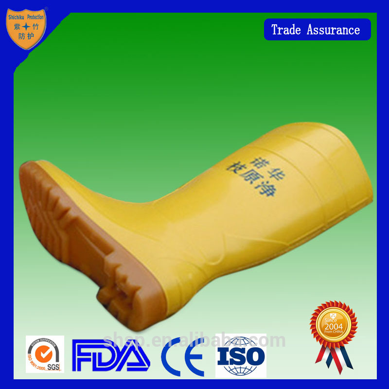 New product 2017 pvc rain boot With Promotional Price