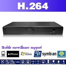 8CH Standalone network security DVR (Full function)