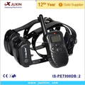 300m Fashion Vibration Tone LCD Bark Control Dogs Training Trainer for Two Pet Dogs Uncivilized Behaviour