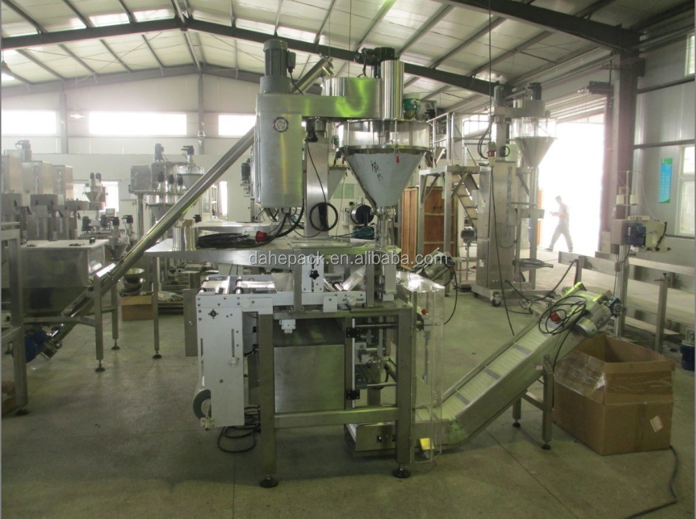 Automatic Vertical Form Fill and Seal Powder Packing Machine,VFFS