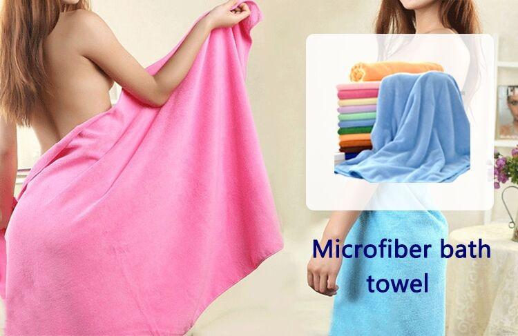 Mode en gros en microfibre hôtel peignoir