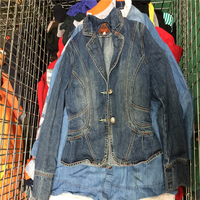 cheapest bundle in bales used clothing Malaysia style with top quality used clothing bales uk