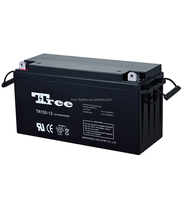 Manufacture Batteries 12v 150ah Vrla Batteries 160ah 170ah 180ah available