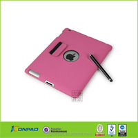 Anti-shock flip fashion leather samrt case for ipad mini