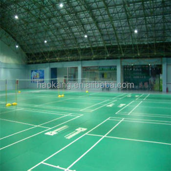 Superior Quality Rubber Badminton Sports Floor Mat