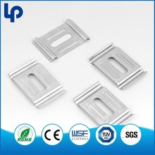 Lepin low price Telecom Network ABS round flat cable clip , coaxial cable clamp