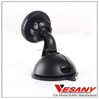Vesany manufacturer supplier portable silicone cup magnetic 360 rotation phone holder for car