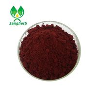 Sangherb wholesale high quality bilberry extract anthocyanins powder in bulk