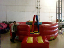 2015 inflatable box ring for sale, inflatable wrestling ring for kids