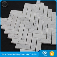 Modern design washroom wall tile mosaics with CE certificate