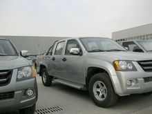 2wd and 4wd double cab pickup with diesel or gasoline enigne (LHD & RHD)