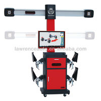 Perfect Lawrence X3D Wheel Alignment with CE and Wheel Alignment Machine for Sale