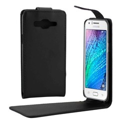 2015 Wholesale Vertical Flip Leather Case Cover for Samsung Galaxy J5 Case