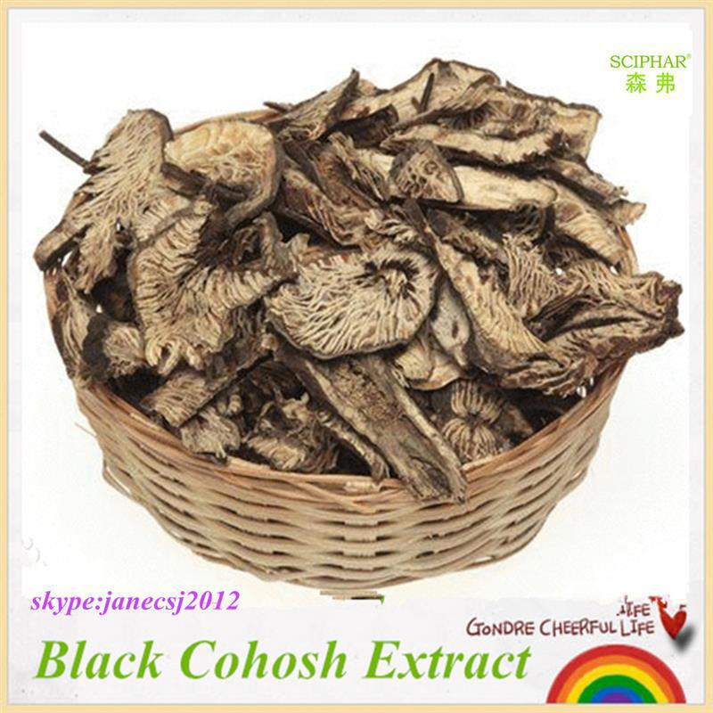 Powerful R&D Team and Advanced Test Center Black Cohosh Extract 2.5%
