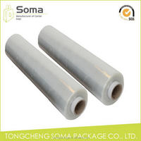 Best quality hot sale translucent stretch film