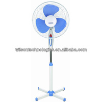 16 inch household stand fan with strong powerful motor