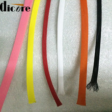 nylon expandable braided cable protection sleeve