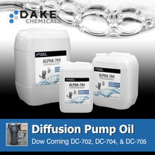 Silicone Diffusion Pump Oil ( Replaces Dow Corning DC702, DC704, and DC705)