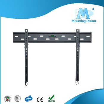 Mounting Dream good quality Fixed Super thin wall mount bracket TV supporter XD6213 LED bracket fits for 42-70'' LED/LCD TVs