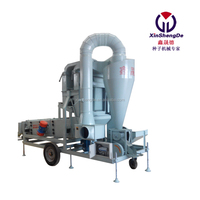 5XFS-7.5 wheat seed cleaning and grading machine