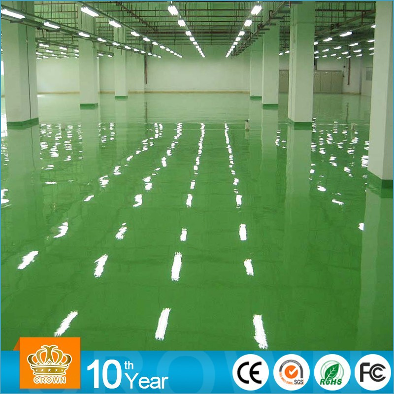 Industry Purpose Anti-Static self leveling epoxy flooring