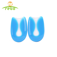 Silicone Cushion Heel Pain Relief Gel Shoe Pad