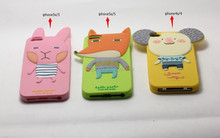 Mobile phone silicone case,OEM available, Apple brand compatible