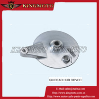 KINGMOTO-0114RW GN motorcycle cap hub,China factory rear wheel hub cover for motorbike. with top quality