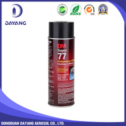 DM 77 leather spray adhesive