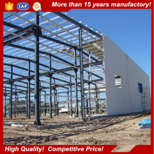 Construction design Light pre engineered steel framing building texas