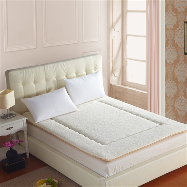 Feather Mattress With Negative Ion Mattress