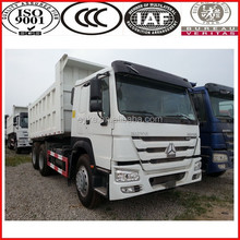 Can use for 15 years!!!SINOTRUK HOWO 40 ton 6x4 hovo truck,dump truck for myanmar
