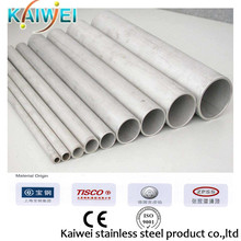 TP304 stainless steel seamless round pipe