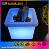 16 Color Change Night Club LED light ice square bucket/beer bucket