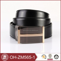 Men Belt Automatic Buckle