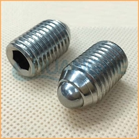 Hot Sale High Quality Dongguan Fasteners hex socket ball set screws