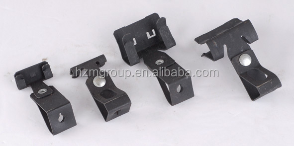 spring steel hanger components metal clip hot product