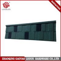 Stone coated metal roof tiles,Aluminum roofing Shingle