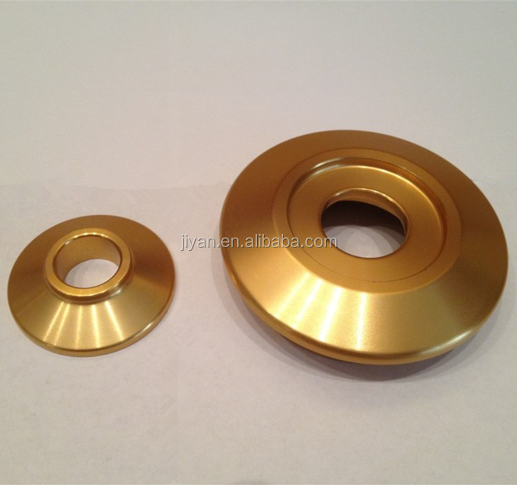 Custom brass spacer metal decorative bushing,brass shoulder screw/nut/fastener/pcb bolt /round clear hole spacer