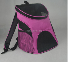 New design pet bag pet backbag dog carrier