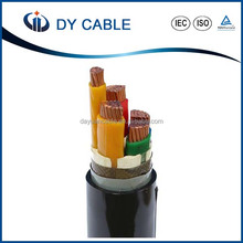 CU/XLPE/PVC 3x2.5mm2 lsoh power cable IEC60502-1 , IEC60228 , IEC60331